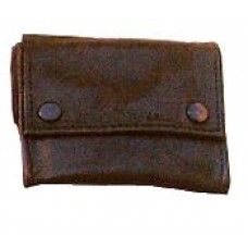 Leather Box Pouch - Small