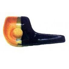 Pipe Shape Ashtray Ceramic