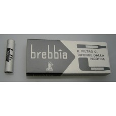 Brebbia 9mm Charcoal Filter (10 Filters/Pack)