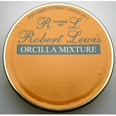 Robert Lewis Orcilla Mixture 50g tin