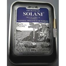 Solani Blue Label 369 100g tin