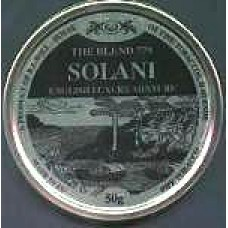 Solani Golden Label 779 English 50g tin