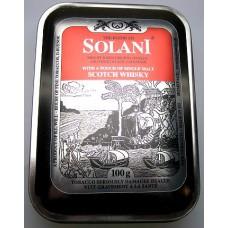 Solani Red Label 131 Scotch Whiskey 100g tin